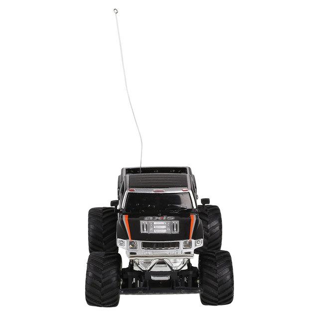 1:58 Die-casting Speed Controle de Rádio Recarregável Presente de Carro RC Off Road
