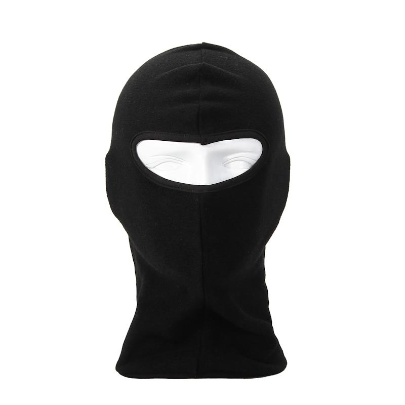New Men Hat Women Plush soft equipment outdoor Ski motorcycle Mask wind heat CS helmete Balaclava Fleece Cap break Warm Headgear