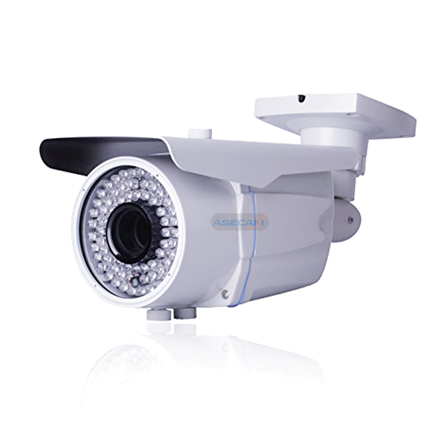 Image 5 - 2MP HD CCTV AHD Camera 1080p Zoom 2.8 12mm Lens Security Varifocal  Bullet Surveillance 78* LED Infrared Outdoor Waterproof-in Surveillance Cameras from Security & Protection