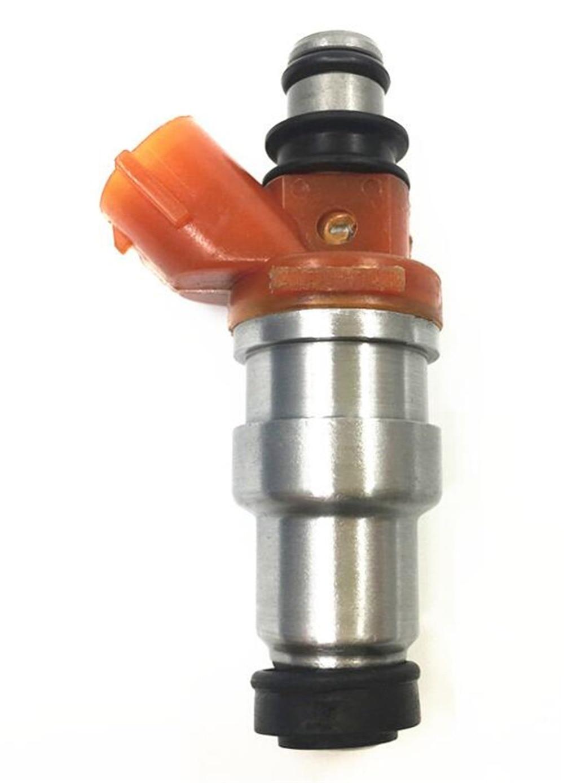 6pcs Fuel Injectors 23209 11070 23250 11070 Auto Injection Nozzles Suitable for Toyota Cars