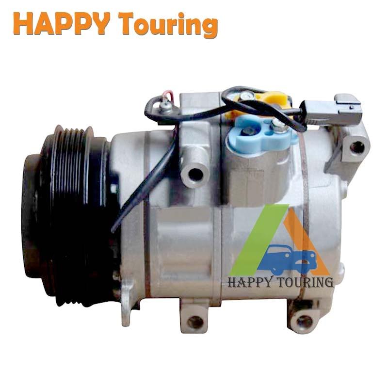 Considerate Car Ac Compressor For Mazda 3 2.0l 2010 2011 2012 2013 Bbm4-61-450c Bbm4-61-450a Bbm4-61-450b F500-rn8aa-04 157381 158381 Pretty And Colorful Auto Replacement Parts