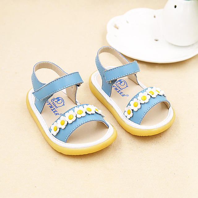 Leather Baby Moccasins Girl Children Shoes Summer Toddler  First Walkers Cute Baby Shoes For Girls Footwear Infant 503017