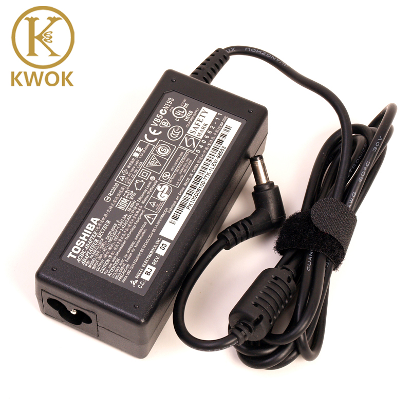 Charger For Toshiba 19V 3.42A 5.5*2.5mm AC Laptop Adapter Suitable For Lenovo/Asus/BenQ/Acer/Asus Notebook Power Supply de li bao 19v 4 74a 5 5 x 2 5mm laptop ac adapter for asus lenovo toshiba hp black 100 240v