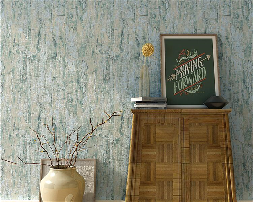 beibehang Vintage retro imitation wood wall paper bedroom bar coffee shop personal clothing store papel de parede 3d wallpaper beibehang american wooden imitation clothing store 3d stereo wooden wallpaper mediterranean living room bedroom papel de parede