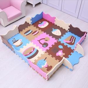 closeout mei qi cool top child mattress floor mat puzzle foa