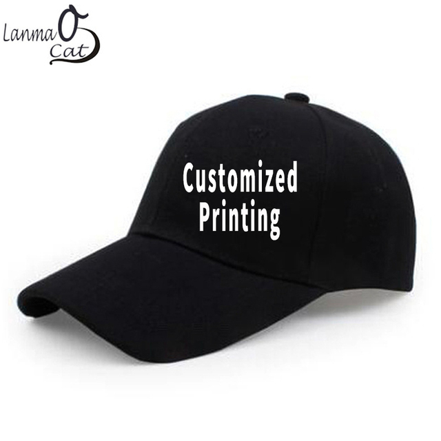 15f61ccd6a104 Cap for Women Men Kids Baseball Cap Custom Print Baseball Cap Custom Logo  Trucker Caps Printed