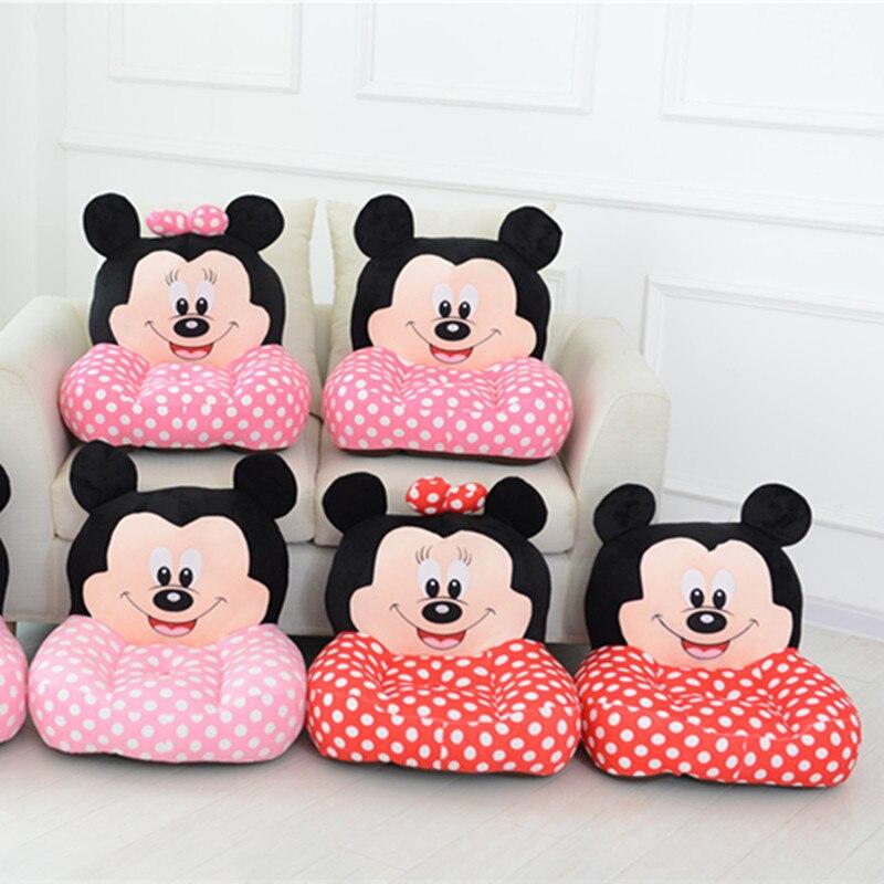 2016 Top Quality Baby Cartoon Plush Sofa Chair Bean Bag Fashion Cute  Children Learn Cotton Plush Sofa Chair Seat Toys For Kids-in Children  Chairs From