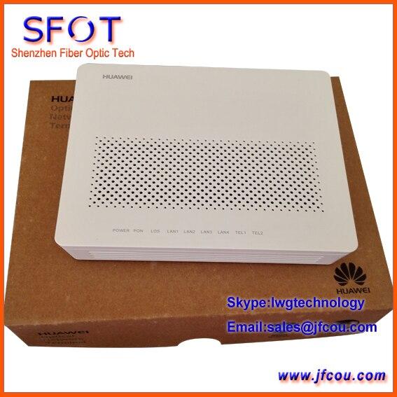 Huawei HG8240 F проводной HG8240F Gpon Терминал, ОНУ, 4 порта ethernet и 2 голосовых портов, H.248 и SIP двойной протокол, английская версия