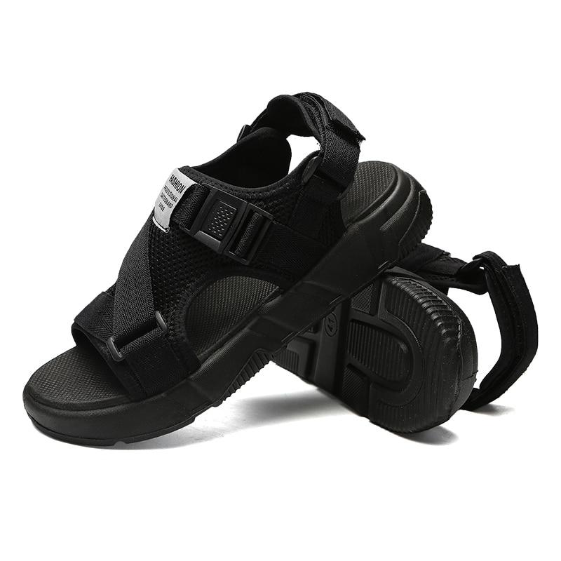 Dr.wall 2018 Սանդալ հողաթափեր Ամառային - Տղամարդկանց կոշիկներ - Լուսանկար 3