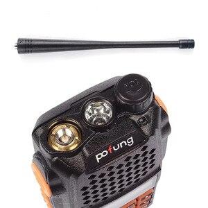 Image 4 - Рация Baofeng для охоты, радиостанция 5 Вт, УВЧ, УКВ, два диапазона, УФ 6R, Любительский радиодиапазон, обновленная рация Baofeng для охоты, высокочастотный приемопередатчик