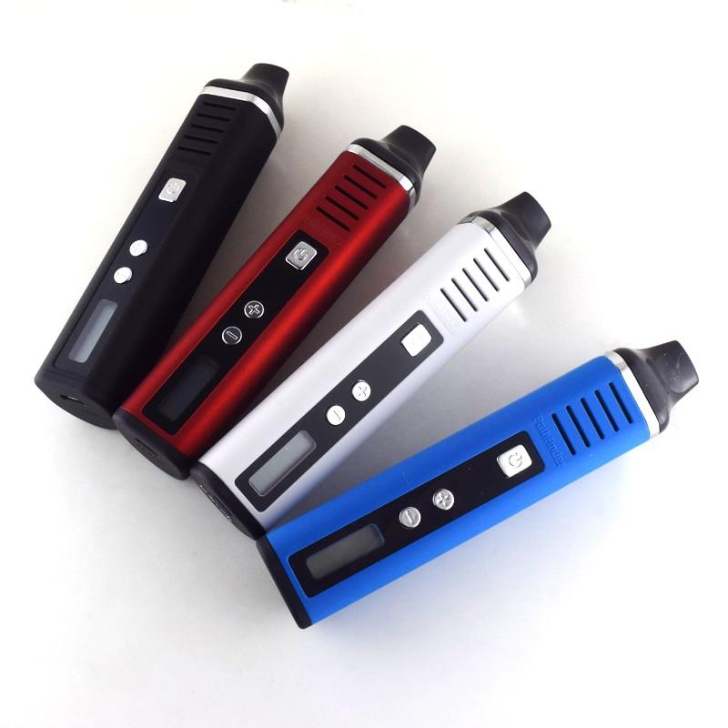 Pathfinder V2 Dry Herb Vaporizer Vape Pen 2200mah Vape Electronic Cigarette Kit Vapor Box Mod Elektronik Sigara