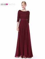 Wedding Dress White Chiffon A Line Applique Ever Pretty New Arrival Scoop Neck Women Elegant 3