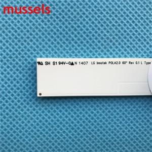 "Image 3 - LED Aydınlatmalı şerit LG 60 ""TV 11 Lamba 125 cm INNOTEK DRT 3.0 A \ B tipi 60GB6580 60GB6500 LC600DUF (FG) (P2) lcd monitör Orijinal"