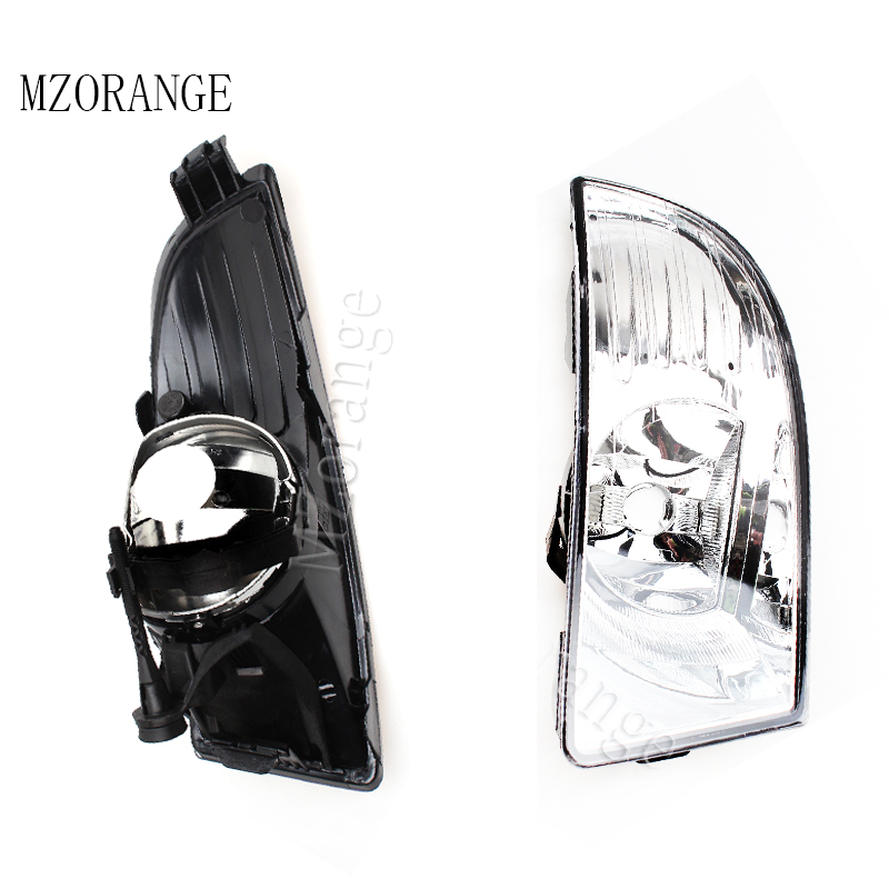 MZORANGE For SKODA OCTAVIA A5 2010 2011 2012 2013 Super bright DRL Daytime Running Light With Fog Lamp Hole Waterproof