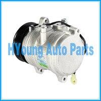 SP-10 PV6 106 mm 12V 12V 40420010 de 92010819 1201098 auto compresor de CA para Delphi SP10 015142  717113 Delfos-Harrison