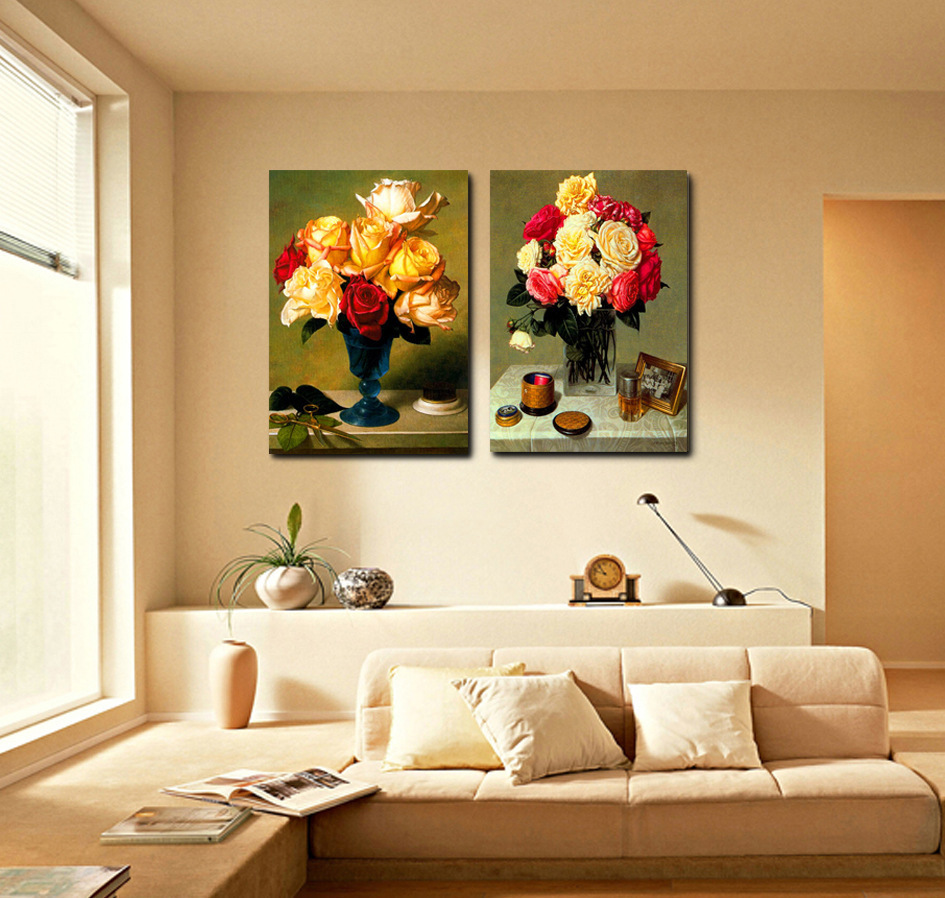Wall Paintings For Living Room Online Get Cheap 3 Piece Canvas Wall Art Aliexpresscom Alibaba