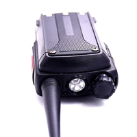 מכשיר הקשר 100% מקורי Baofeng UV-7R מכשיר הקשר Dual Band UHF / VHF נייד כף יד המשטרה מקלט רדיו שני הדרך HF Ham Transciver (5)
