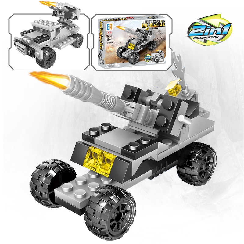 Military War Ship Helicopter Tank Model Army Figures Soldier Technic Bricks  Building Blocks Toys For Children Educational toy