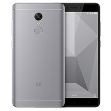 "Official Global Rom Xiaomi Redmi Note 4X 3GB RAM 16GB ROM Mobile Phone Snapdragon 625 Octa Core 5.5"" 4100mAh 13.0MP(China)"