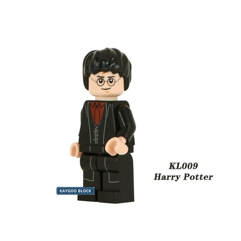 Harry Potter Figures Ron Weasley Professor Sprout Argus Filch Brick toys Set