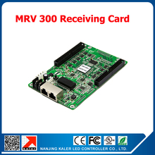 NOVA MRV300 Full Color RGB LED Display Screen Receiving Card Single Receiving Card Max Support 256*256 LED Video control system