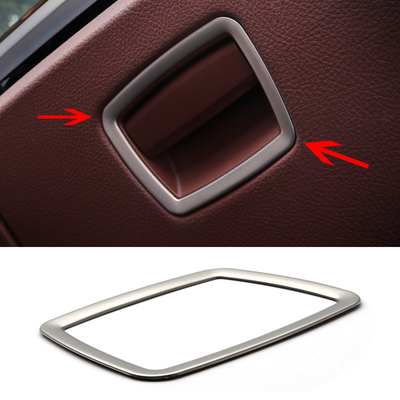 Inner Glove Box Switch Button Cover Trim