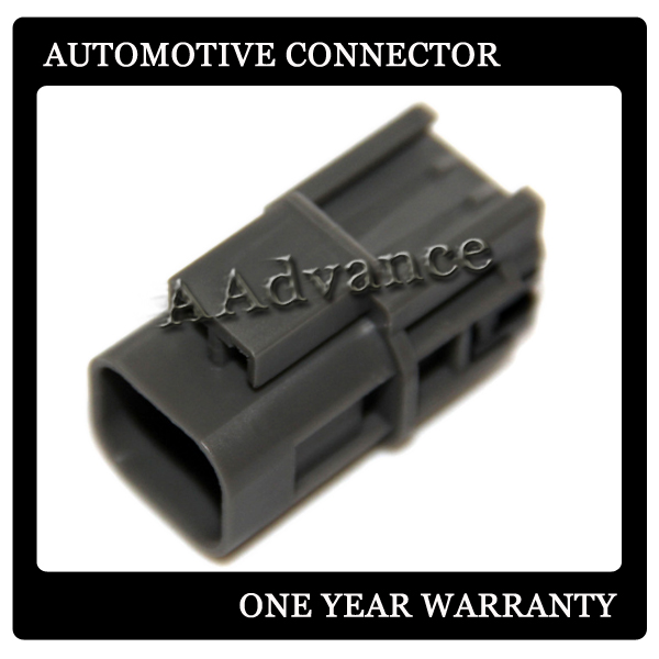 4 male pin wire connector DJ7047y 2 8 11 For 180SX RPS13 Silvia PS13