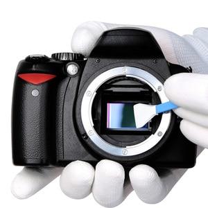 Image 3 - 9 في 1 كاميرا تنظيف كيت نظيفة ل الرقمية DSLR عدسة الاستشعار CCD/CMOS تصفية