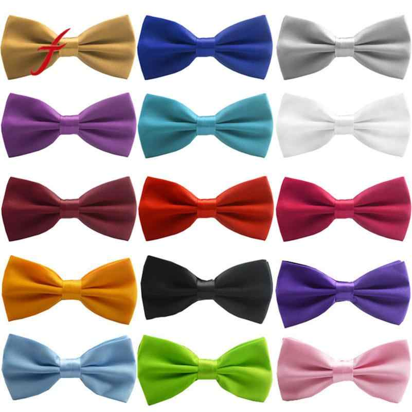 Dasi Kupu-kupu Pria Formal Dasi Klasik Fashion Novelty Mens Adjustable Tuxedo Bisnis Pesta Pernikahan Bow Tie Dasi/PY