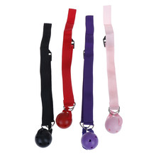 Erotic Accessories Silicone Open Mouth Gag Ball Bondage Restraints Sex Toys For Women Slave Gag With Open Holes For party gift(China)