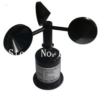 BELLA YGC FS Wind Sensor Transmitter Cups Anemometer The Standard 12V Power Supply Pulse Signal