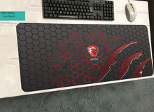 ziasmul msi mouse pads 900x400x3mm to mouse notbook computer mousepad gaming padmouse