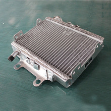 Aluminum alloy radiator For Honda CR250 CR 250 R CR250R 1997 1998 1999 1997-1999 Free shipping engine cooling accessories