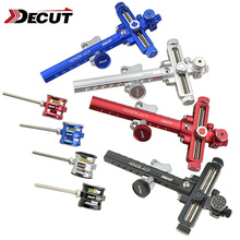 DECUT Bow Sight Stand Honor for Compound Aluminum Alloy Material Accessory For Shooting Outdoor Sports