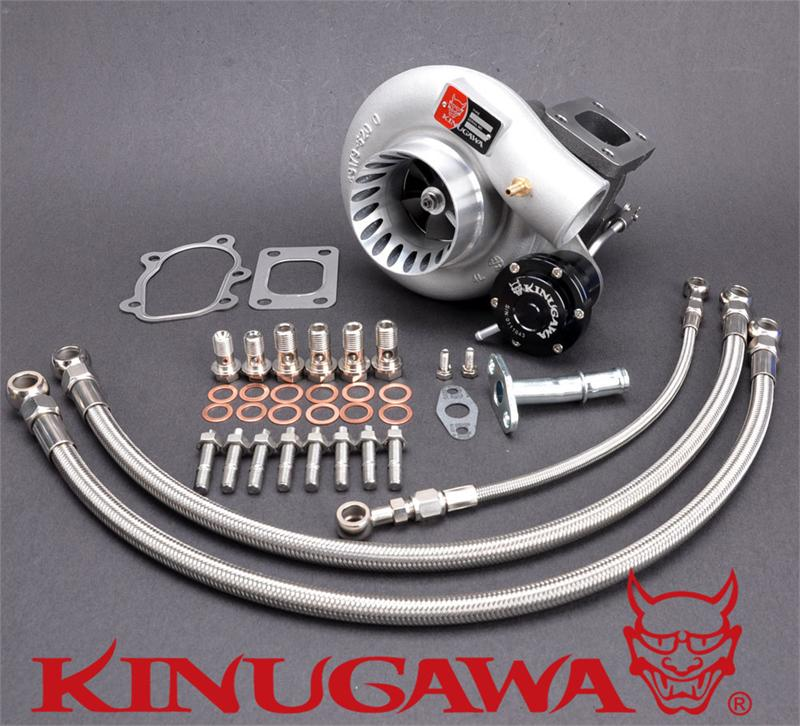 Kinugawa Billet Turbocharger TD06SL2-60-1-8cm for Nissan SR20DET S14 S15