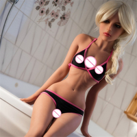 155cm small breast tan skin real silicone sex dolls for men Japanese girl solid metal skeleton anal oral vagina doll