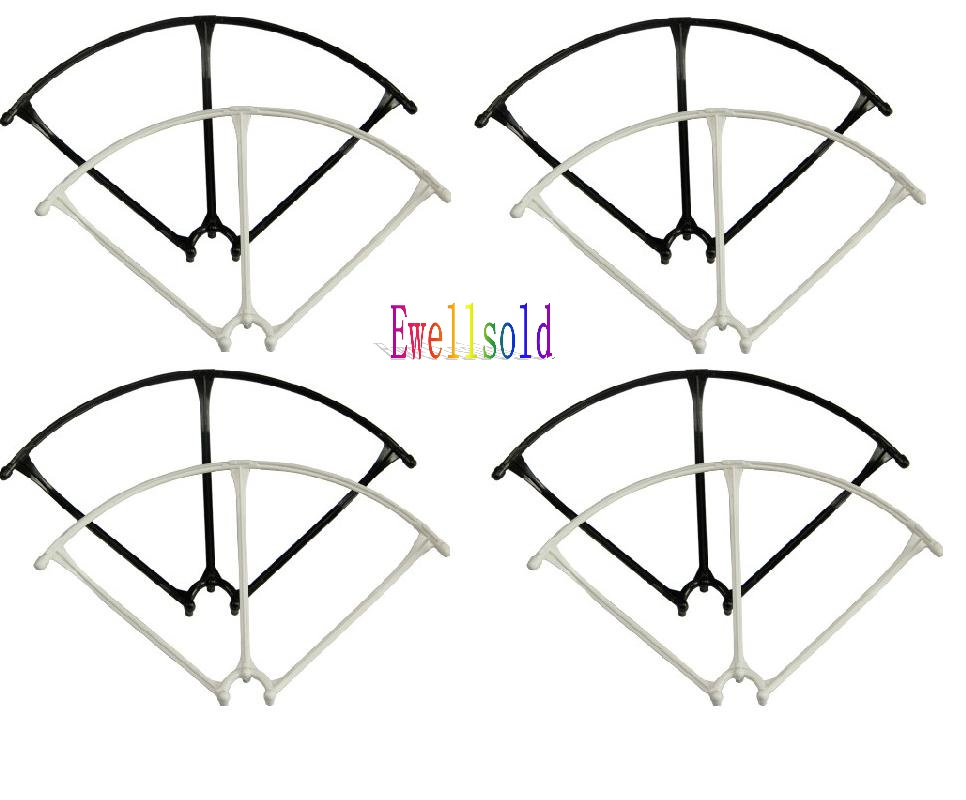 Ewellsold X400 V2 RC quadcopter spare parts Blade Protecting