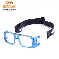 子供のスポーツアイウェア子供目の安全保護ゴーグルバスケットボールサッカー光学眼鏡メガネバイクサイクリングメガ
