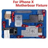 Date Eplosion-preuve De Refroidissement D'étain Multi-Plate-Forme fonctionnelle Pour iPhone X Carte Mère Fixation A11 Circuit Conseil PCB Titulaire gabarit
