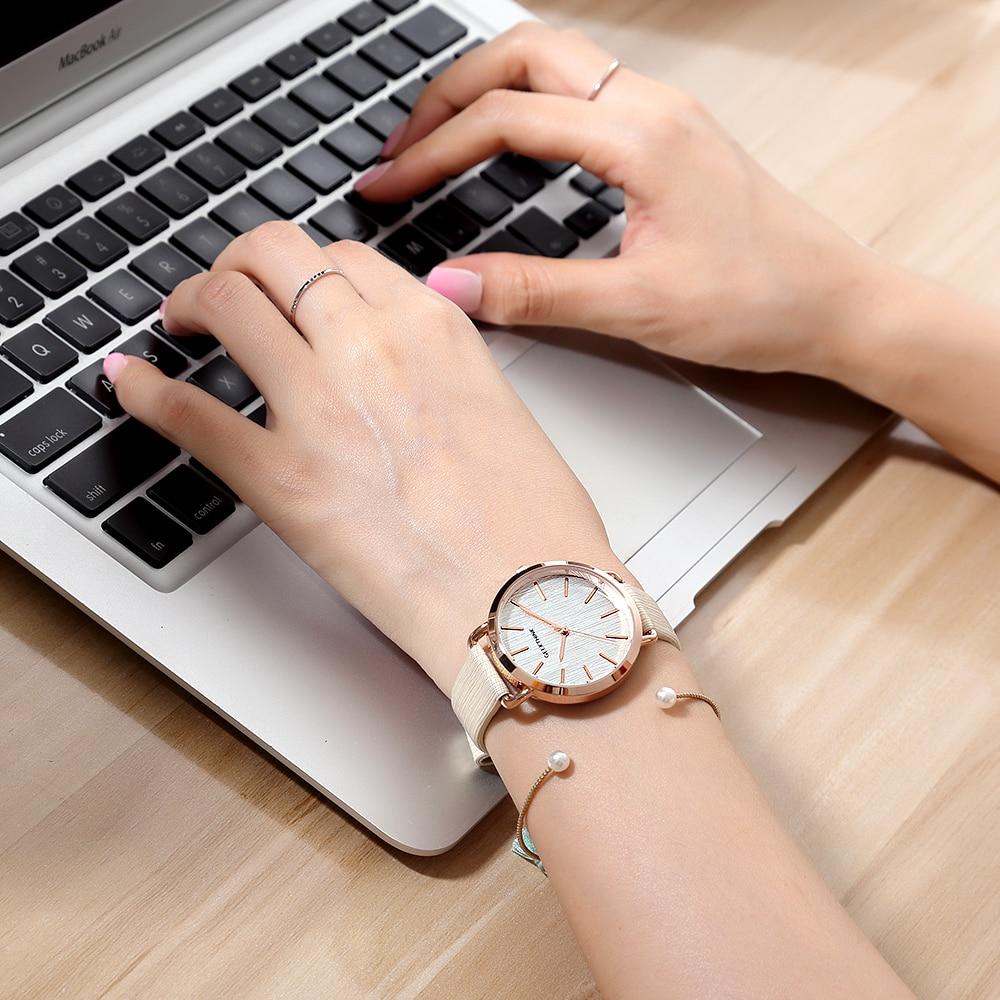 Geekthink top luxe merk mode quartz horloges dames diamanten horloge - Dameshorloges - Foto 3