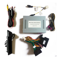 Reversing back up camera Interface retrofit 3AG F10 F25 F32 F36 F30 for BMW 1/2/3/4/5/7series X1 X3 X4 X5 X6 NBT NBT HU entry