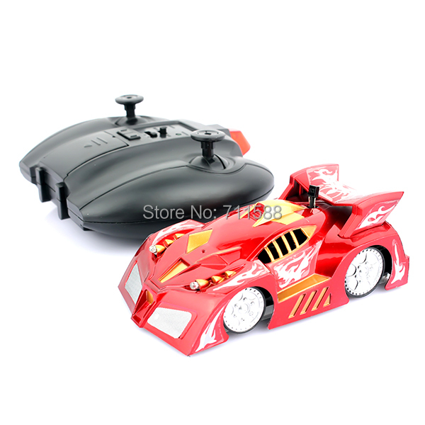 Remote Control Car Infrared Zero Gravity RC Wall Climbing Children's toys Christmas Gift - Shenzhen VIP Electronic CO., LTD store