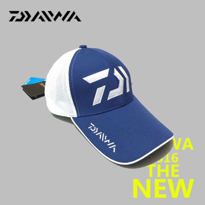 de46786e8b3 Adult Men Adjustable Fishing Daiwa Japanese Japan Sunshade Sport Baseball  Fishermen Hat Cap Black Special Bucket Hat With Letter on Aliexpress.com