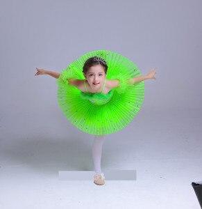 Image 5 - New Arrival Children Ballet Tutu Dress Swan Lake Multicolor Ballet Costumes Kids Girl Ballet Dress for Children