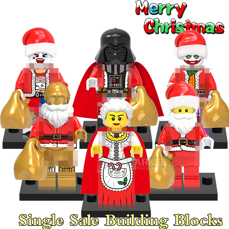 Aliexpress.com : Buy 1pc Darth Vader Joker Christmas Santa Claus ...
