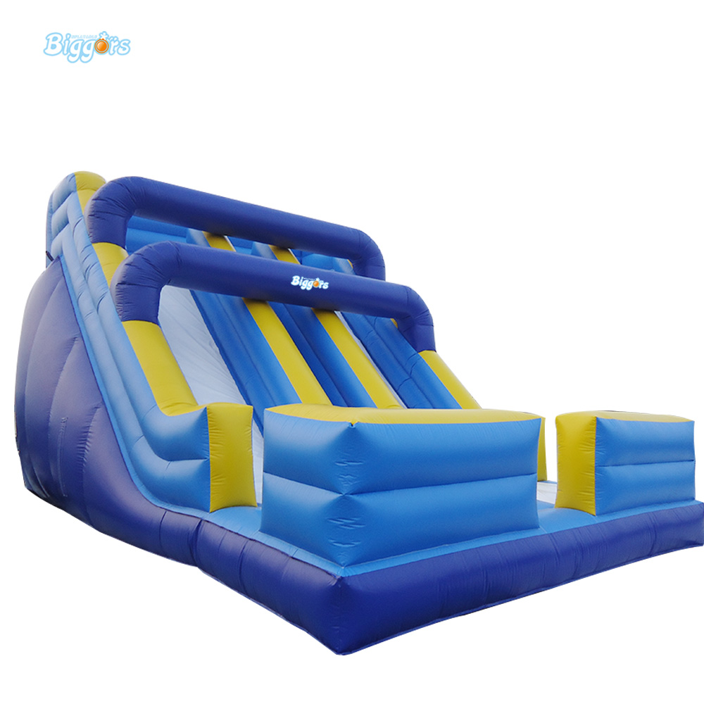 PVC Inflatable Wet Dry Water slide Bouncy Water Slide Hot For Commercial Use цена