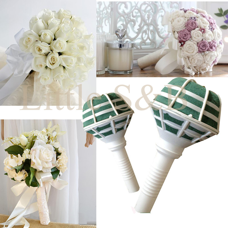 Wedding Bouquet Photo Holder : Get cheap floral foam bouquet holder aliexpress