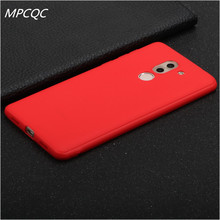 MPCQC phone case For Huawei Honor Mate 9 Lite 9 Pro 6X V10/P8 Lite 2017 P9 Lite 2017 high-quality silicone case cover phone case