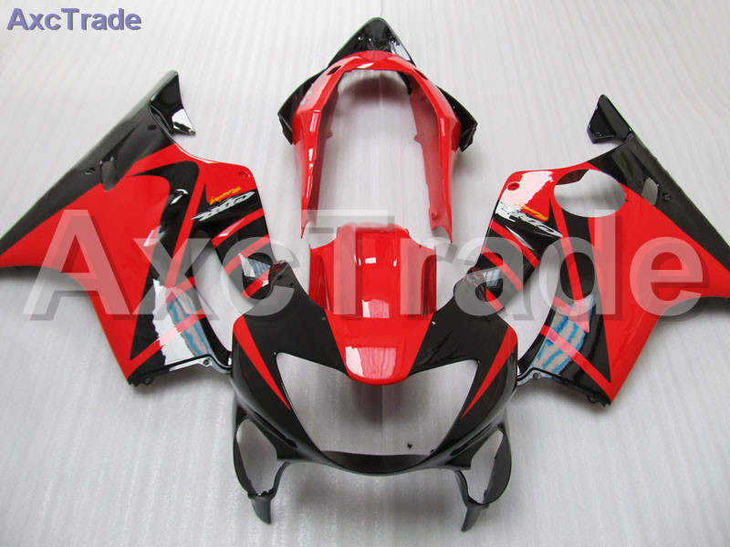 Red Black Moto Fairing Kit For Honda CBR600RR CBR600 CBR 600 F4 1999 2000 99 00 Fairings Custom Made Motorcycle Injection Mold gray moto fairing kit for honda cbr600rr cbr600 cbr 600 f4i 2001 2003 01 02 03 fairings custom made motorcycle injection molding