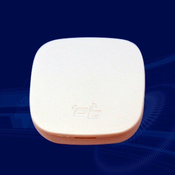 ABTemp Temperature Sensor Beacon Station Bluetooth BLE 4.0 Tag Location iBeacon Hardware 2pcs lot ble tag beacon base station 30